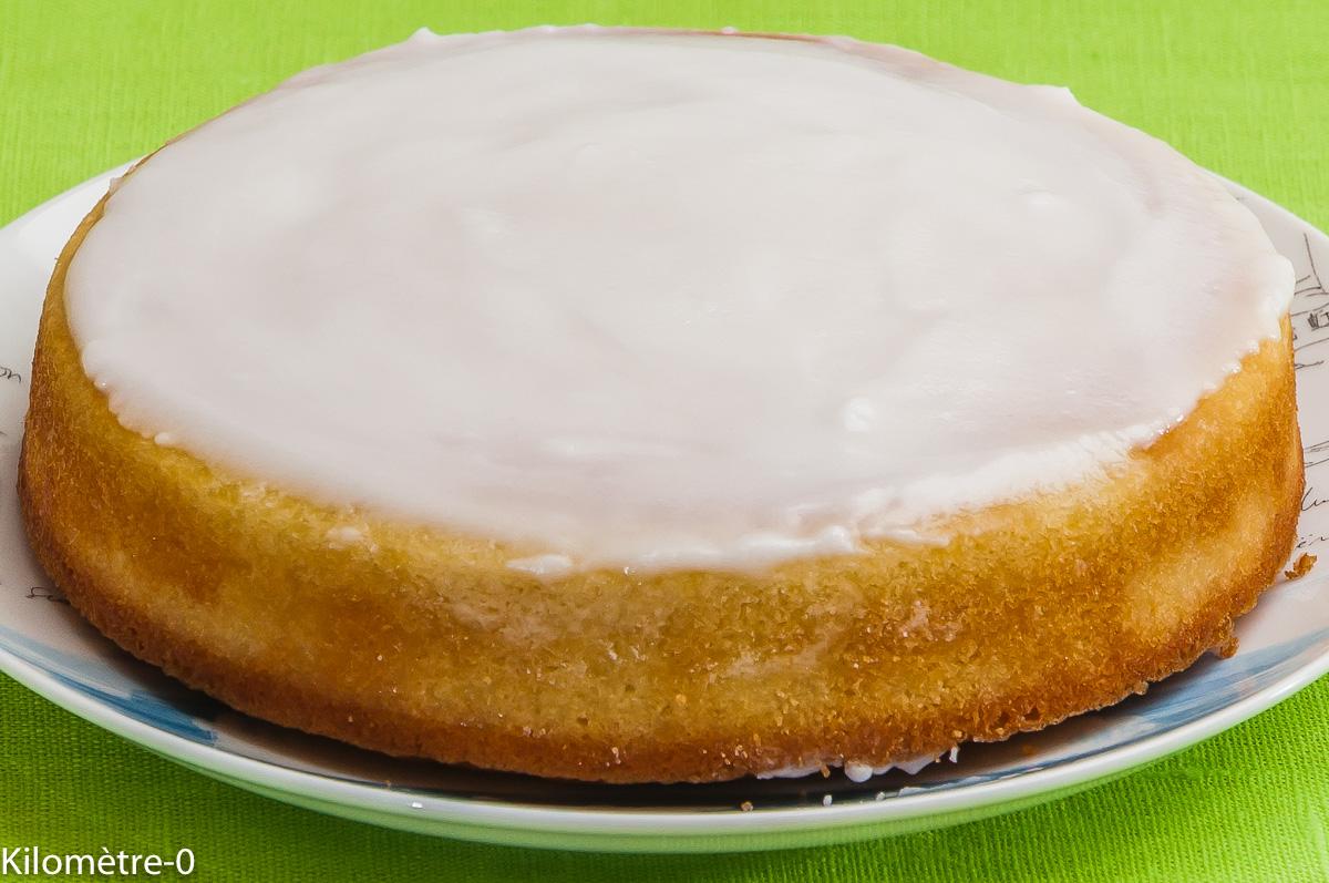 Photo de recette de gâteau nantais, facile, rapide, léger, cuisine nantaise de  de Kilomètre-0, blog de cuisine réalisée à partir de produits locaux et issus de circuits courts