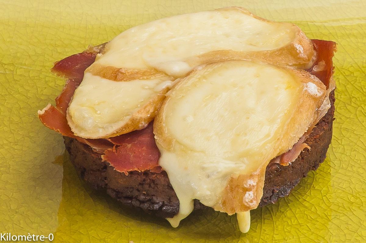 Photo de recette de, farz, curé nantais, jambon, facile, tartine de Kilomètre-0, blog de cuisine réalisée à partir de produits locaux et issus de circuits courts
