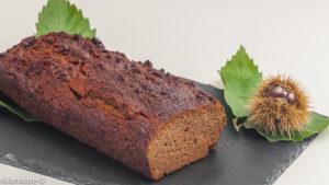 Photo de recette de pain d'épices, cuisine corse, châtaignes de Kilomètre-0, blog de cuisine réalisée à partir de produits locaux et issus de circuits courts