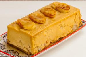 Photo de recette de  flans aux pommes de Kilomètre-0, blog de cuisine réalisée à partir de produits locaux et issus de circuits courts