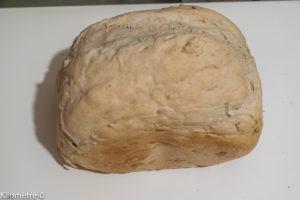 Photo de recette de pain, machine à pain, inratable de  Kilomètre-0, blog de cuisine réalisée à partir de produits locaux et issus de circuits courts