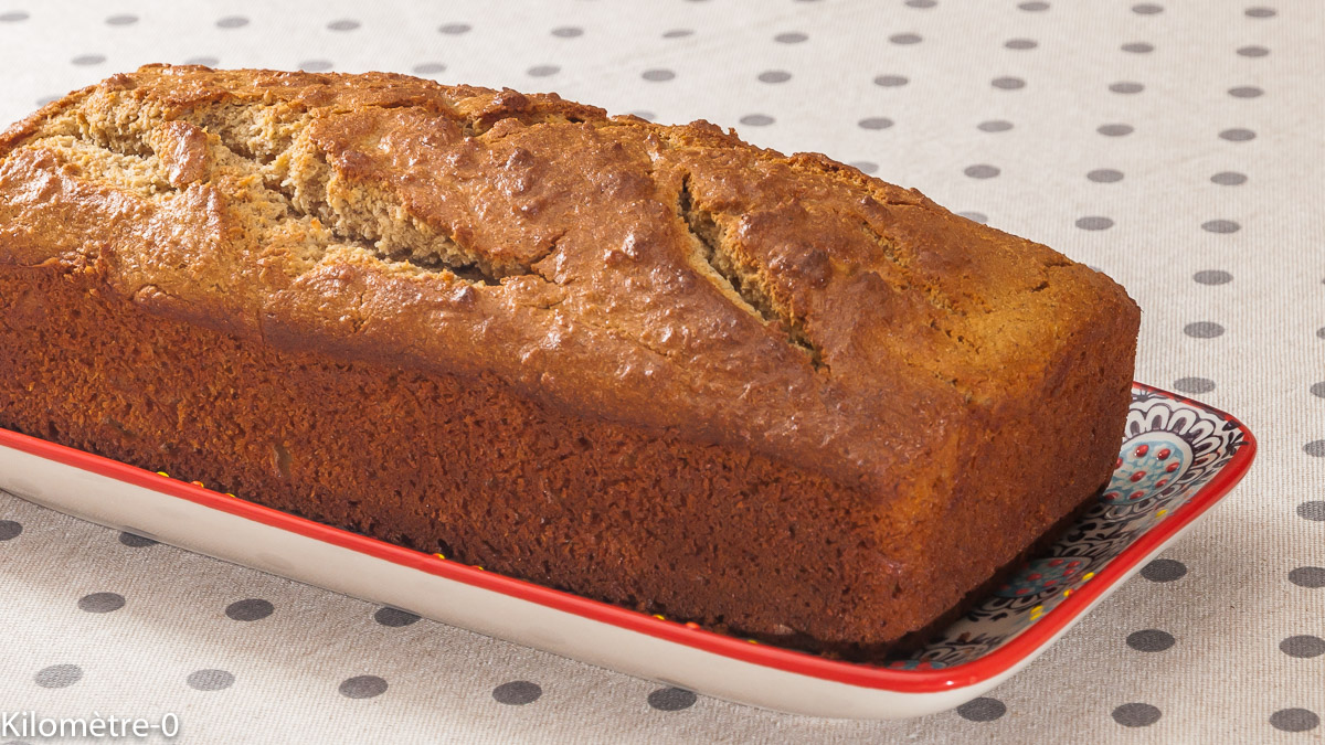 Photo de recette de gâteau, cake, coco, farine de châtaigne de Kilomètre-0, blog de cuisine réalisée à partir de produits locaux et issus de circuits courts