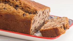 Photo de recette de cake, marrons, chocolat de Kilomètre-0, blog de cuisine réalisée à partir de produits locaux et issus de circuits courts