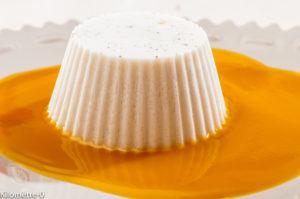 Photo de recette de blanc manger, coco de  Kilomètre-0, blog de cuisine réalisée à partir de produits locaux et issus de circuits courts