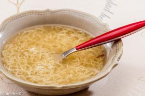 Photo de recette de soupe de pot au feu de  Kilomètre-0, blog de cuisine réalisée à partir de produits locaux et issus de circuits courts
