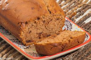 Photo de recette de gâteau aux marrons, châtaignes de Kilomètre-0, blog de cuisine réalisée à partir de produits locaux et issus de circuits courts