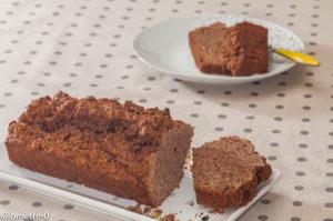 Photo de recette de cake, chocolat de Kilomètre-0, blog de cuisine réalisée à partir de produits locaux et issus de circuits courts