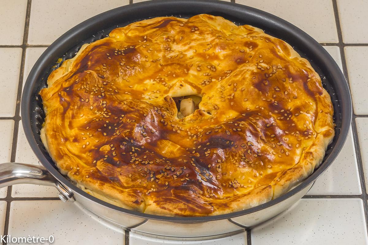 Photo de recette de la gouline, plat pour l'Anjou, cuisine angevine, Kilomètre-0, blog de cuisine réalisée à partir de produits locaux et issus de circuits courts