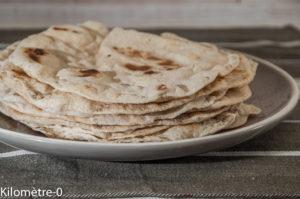 Photo de recette de pain pita à la poêle , maison, facile, pas cher, de  Kilomètre-0, blog de cuisine réalisée à partir de produits locaux et issus de circuits courts