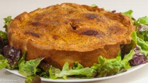 Photo de recette de la gouline, cuisine régionale, Anjou, rillaud, champignons,  Kilomètre-0, blog de cuisine réalisée à partir de produits locaux et issus de circuits courts