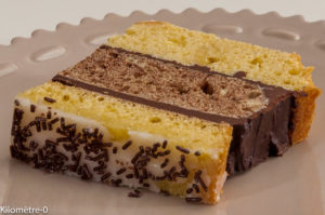 Photo de recette de Napolitain maison, facile de Kilomètre-0, blog de cuisine réalisée à partir de produits locaux et issus de circuits courts