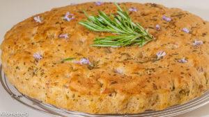 Photo de recette de gnoccho, focaccia, romarin, pain, italienne de Kilomètre-0, blog de cuisine réalisée à partir de produits locaux et issus de circuits courts