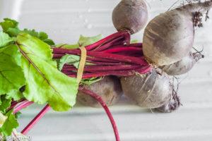 Photo de recette de betterave, bio de Kilomètre-0, blog de cuisine réalisée à partir de produits locaux et issus de circuits courts