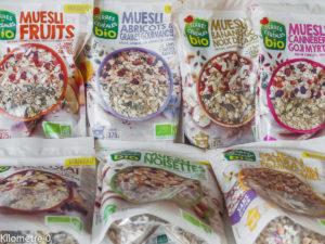Photo de recette de muesli terres et céréales de Kilomètre-0, blog de cuisine réalisée à partir de produits locaux et issus de circuits courts
