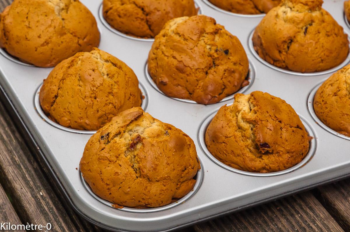 Photo de recette de scones aux cranberries, biscuits, petits gâteaux faciles, rapides, bio de Kilomètre-0, blog de cuisine réalisée à partir de produits locaux et issus de circuits courts