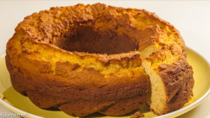 Photo de recette de gâteau, polenta, cuisine italienne, facile, farine de maïs, goûter, facile, rapide de Kilomètre-0, blog de cuisine réalisée à partir de produits locaux et issus de circuits courts