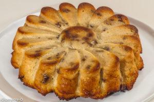Photo de recette de gâteau italienne, de pain perdu raisins, tessin bread cake, facile, restes de pain, Kilomètre-0, blog de cuisine réalisée à partir de produits locaux et issus de circuits courts