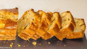 Photo de recette de cake, facile, apéro, courge, potimarron, bio, comté, châtaigne, végétarien, apéro de Kilomètre-0, blog de cuisine réalisée à partir de produits locaux et issus de circuits courts
