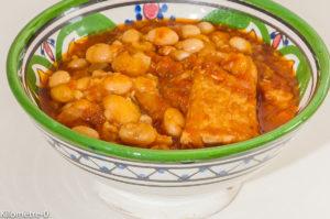 Photo de recette de dounguouri soko, ragoût nigérien, mijoté, cuisine du monde, Niger, plat, haricots blancs, cassoulet africain, poivrons, tomates de Kilomètre-0, blog de cuisine réalisée à partir de produits locaux et issus de circuits courts