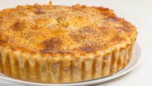 Photo de recette de gouline angevine de Kilomètre-0, blog de cuisine réalisée à partir de produits locaux et issus de circuits courts