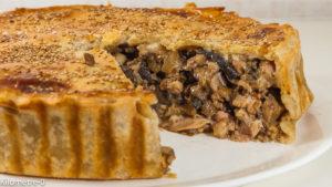 Photo de recette angevine, Anjou, cèpes, champignons, cèpes, fromage de de Kilomètre-0, blog de cuisine réalisée à partir de produits locaux et issus de circuits courts