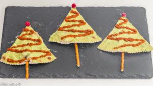 Photo de recette de sapins, Noël,  facile, apéro, guacamole, avocat, rapide, pas cher, économique, originale, Kilomètre-0, blog de cuisine réalisée à partir de produits locaux et issus de circuits courts