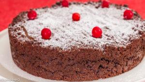 Photo de recette de gâteau facile au chocolat de Sophie Dudemaine, rapide, la Martine'sKilomètre-0, blog de cuisine réalisée à partir de produits locaux et issus de circuits courts