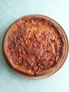 Photo de recette  facile, rapide, légère du gâteau Anna de Danielle par  Kilomètre-0, blog de cuisine réalisée à partir de produits locaux et issus de circuits courts