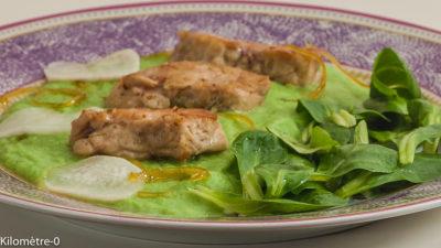 Photo de recette de ris de veau, facile, citron confits, navets, persil, purée, originale deKilomètre-0, blog de cuisine réalisée à partir de produits de saison et issus de circuits courts