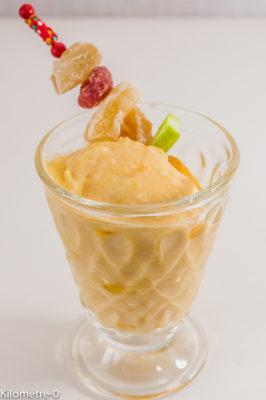 Photo de recette facile pakistanaise, Pakistan, mangue, dessert, glace, noix de coco, yaourt, rapide de de Kilomètre-0, blog de cuisine réalisée à partir de produits de saison et issus de circuits courts