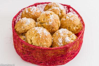 Photo de recette de biscuits, petits gâteaux, dessert, noix de coco, facile, rapide, bio, recette de Tanzanie, cuisine tanzanienne, cuisine du monde,  Kilomètre-0, blog de cuisine réalisée à partir de produits de saison et issus de circuits courts