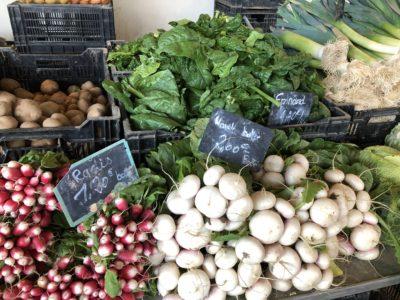 Photo de légumes et fruits d'avril, locaux, bio de Kilomètre-0, blog de cuisine réalisée à partir de produits de saison et issus de circuits courts