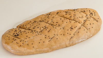 Photo de recette de pain tandir (Azerbaïdjan) Kilomètre-0, blog de cuisine réalisée à partir de produits de saison et issus de circuits courts