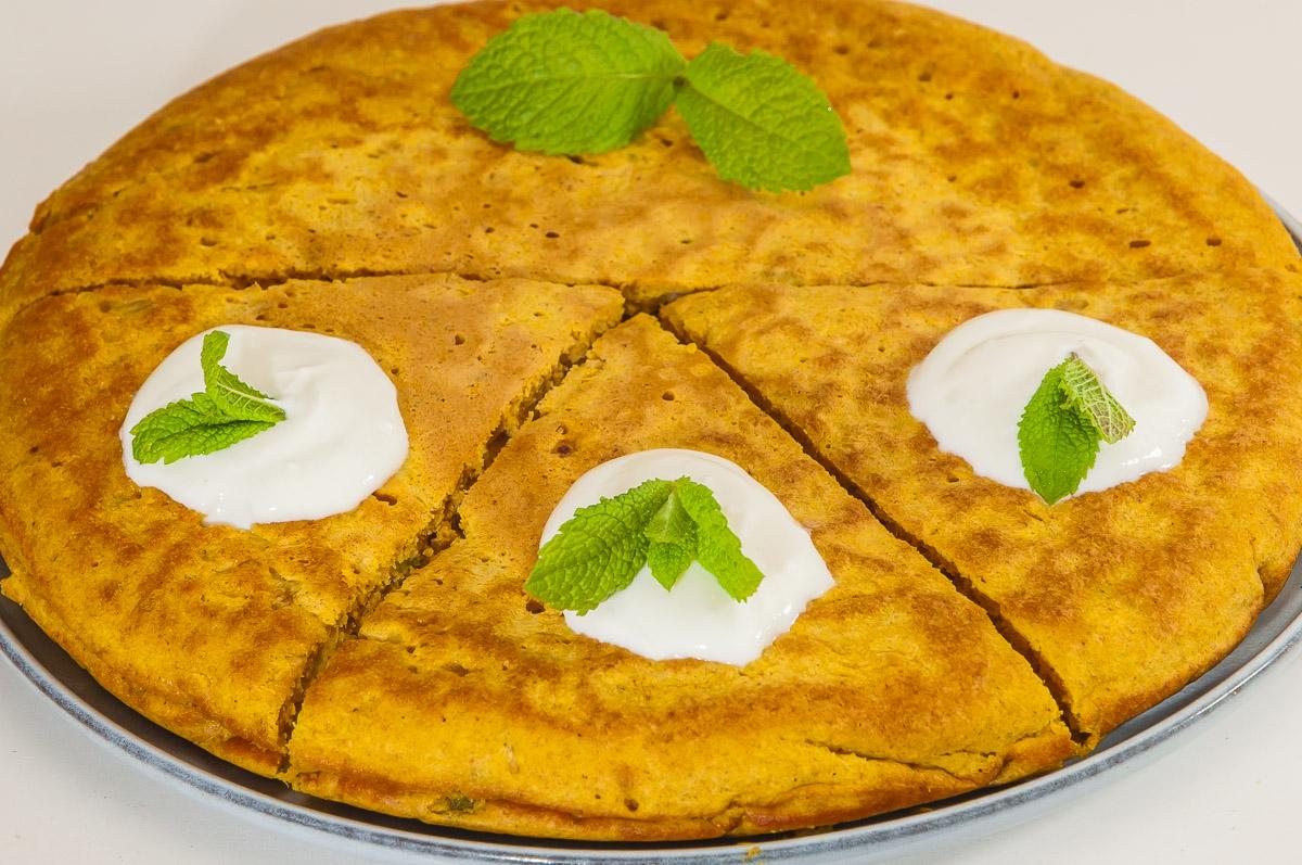Photo de recette de Jabeez d'Aden, cuisine du Yemen, yemenite, facile, galette, haricots, épices, cuisine du monde, yaourt, Kilomètre-0, blog de cuisine réalisée à partir de produits de saison et issus de circuits courts