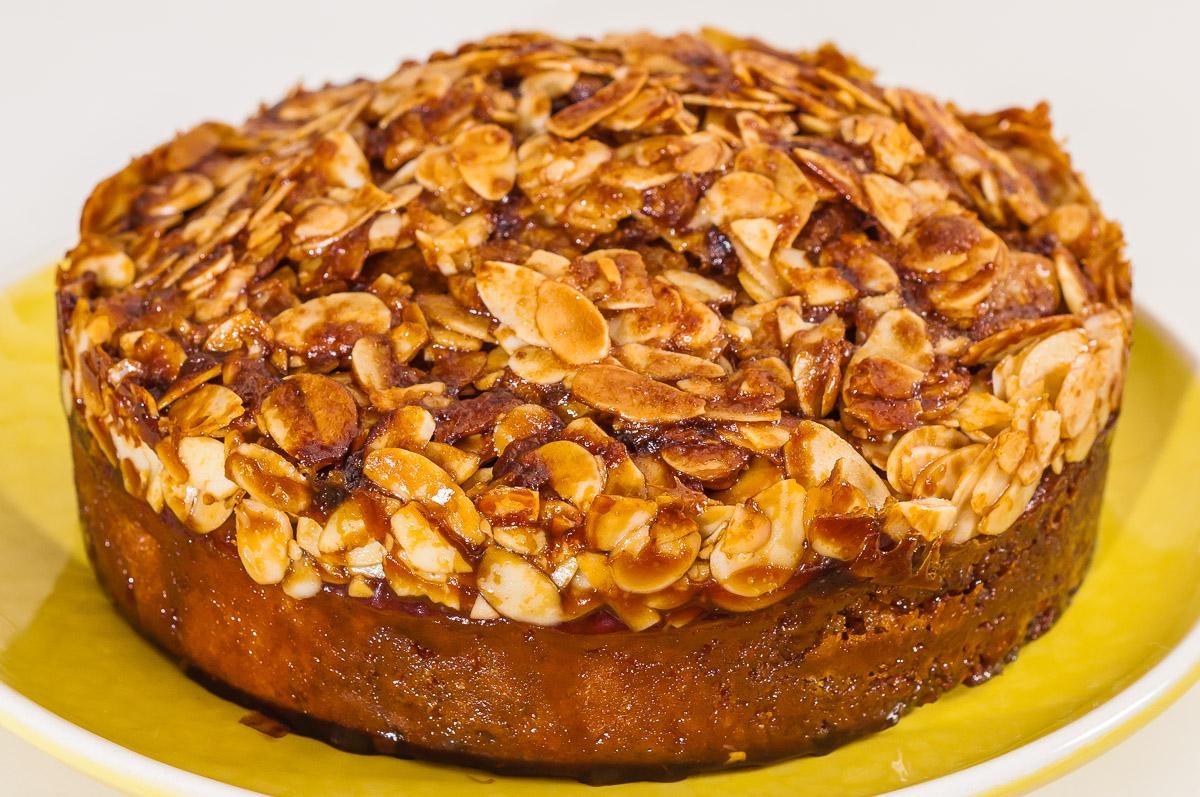 Photo de recette  danoise, du Danemark, gâteau danois facile, gourmand, croustillant, fondant, facile, rapide de de Kilomètre-0, blog de cuisine réalisée à partir de produits de saison et issus de circuits courts