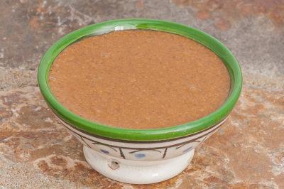Photo de recette de crème de sésame maison, tahin, tahina, tahini,sauce, bio,  Kilomètre-0, blog de cuisine réalisée à partir de produits de saison et issus de circuits courts