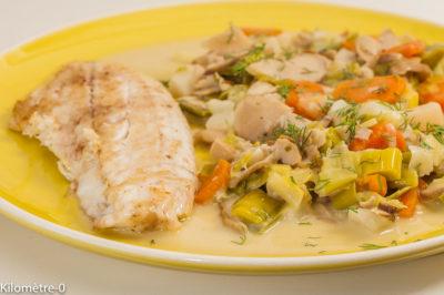 Photo de recette de bar facile, légumes, hiver, potée, rapide, heathy, Kilomètre-0, blog de cuisine réalisée à partir de produits de saison et issus de circuits courts