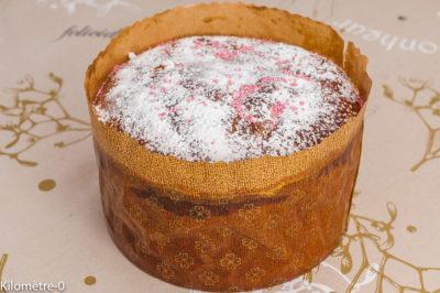 Photo de recette de kulich, brioche, dessert, pascale,cuisine russe, Russie,Pâques, Kilomètre-0, blog de cuisine réalisée à partir de produits de saison et issus de circuits courts