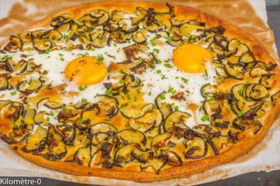 Photo de recette israelienne, Israel, tarte, légumes, oeufs, facile, bio de  de Kilomètre-0, blog de cuisine réalisée à partir de produits de saison et issus de circuits courts