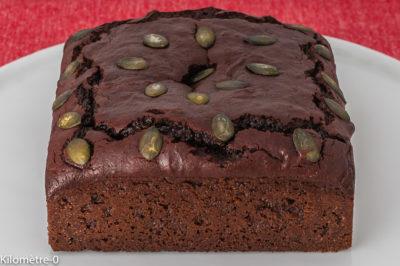 Photo de recette de brownie, dessert, chocolat, américain, USA, cuisine américaine, betterave rouge Kilomètre-0, blog de cuisine réalisée à partir de produits de saison et issus de circuits courts