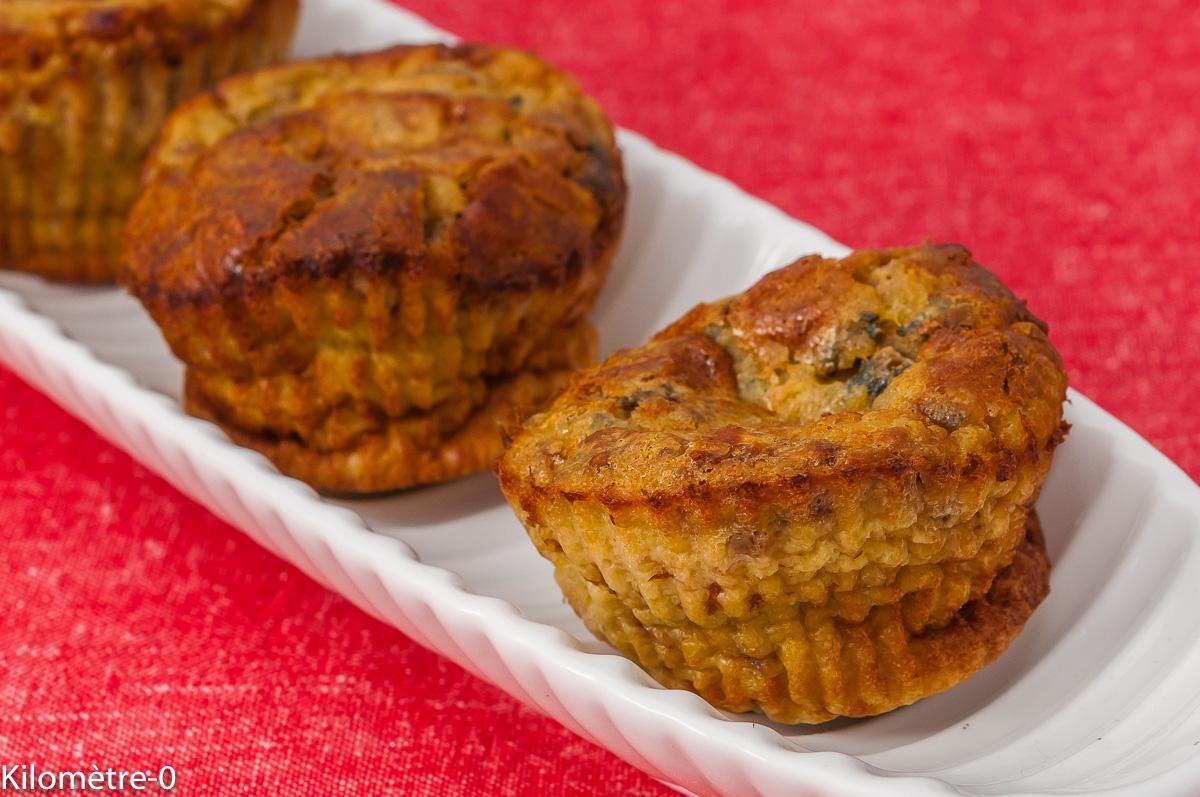 Photo de recette d'apéro facile, moelleux, roquefort, noix, rapide, végétarien, Kilomètre-0, blog de cuisine réalisée à partir de produits de saison et issus de circuits courts